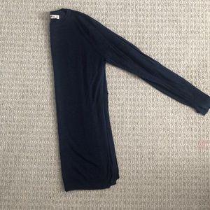 Zara Side Split Lightweight Sweater